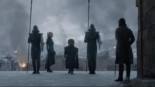 Trò chơi vương quyền 8 – Tập 6: Jon đã chính tay giết Dany - Ảnh 8.