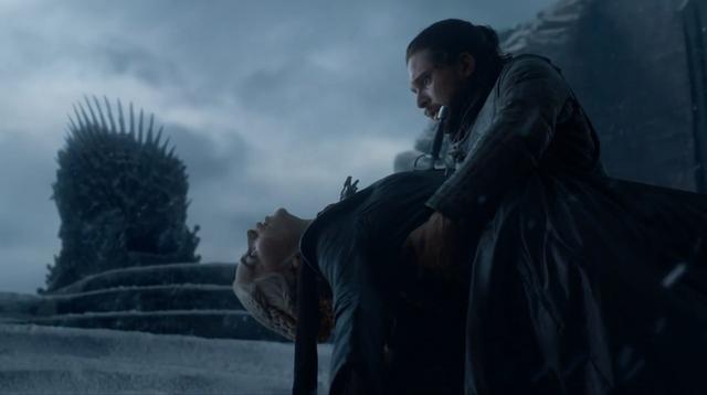 Trò chơi vương quyền 8 – Tập 6: Jon đã chính tay giết Dany - Ảnh 12.