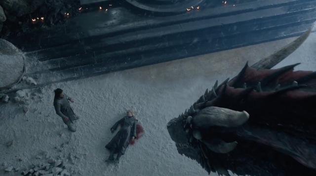 Trò chơi vương quyền 8 – Tập 6: Jon đã chính tay giết Dany - Ảnh 16.