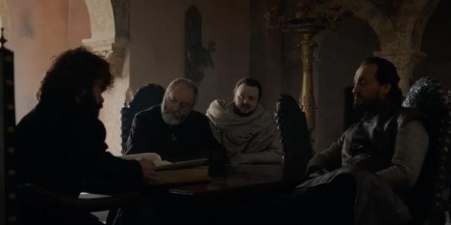 Trò chơi vương quyền 8: Sau tất cả, ai sẽ là người trị vì bảy vương quốc? - Ảnh 8.