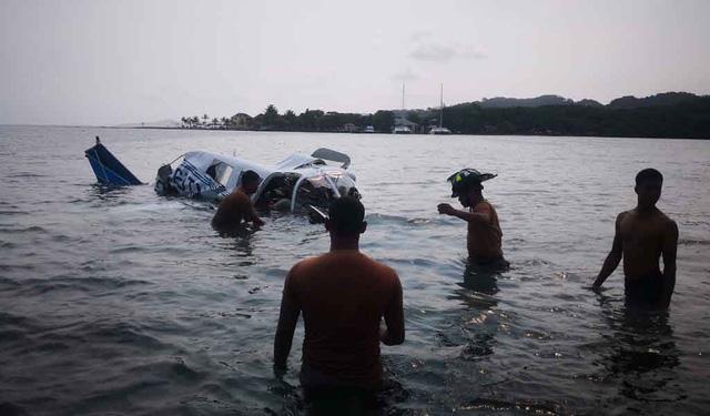 Tai nạn máy bay tại Honduras, 5 du khách thiệt mạng - Ảnh 1.