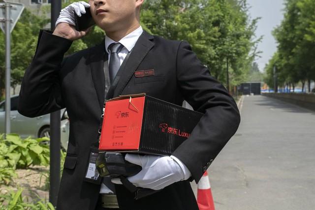 Dịch vụ bán hàng xa xỉ kiểu mới tại Trung Quốc - Ảnh 2.