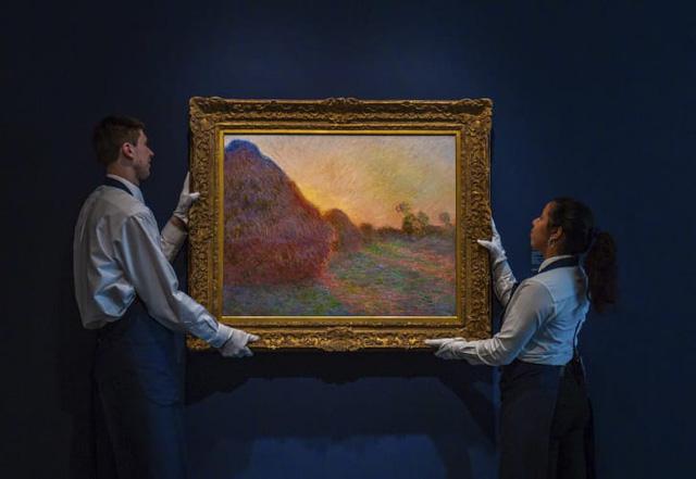 Bức tranh gây sốc khi được mua với giá hơn 2.500 tỷ VND - Ảnh 1.