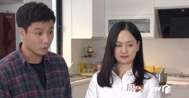 Nàng dâu order - Tập 13: Gia đình Phong - Yến lại có biến vì... cô hàng xóm - Ảnh 1.