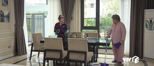 Nàng dâu order - Tập 13: Gia đình Phong - Yến lại có biến vì... cô hàng xóm - Ảnh 3.