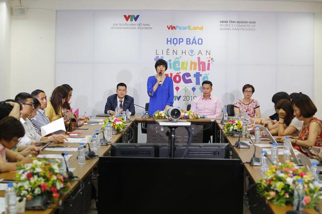 8 nước tham gia Liên hoan thiếu nhi quốc tế VTV 2019 - Sắc màu văn hóa bốn phương - Ảnh 1.