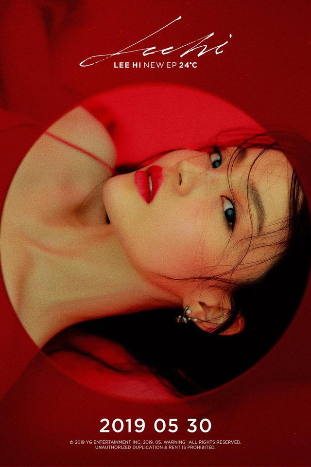 Lee Hi hâm nóng đường đua mùa hè với album mới - Ảnh 1.