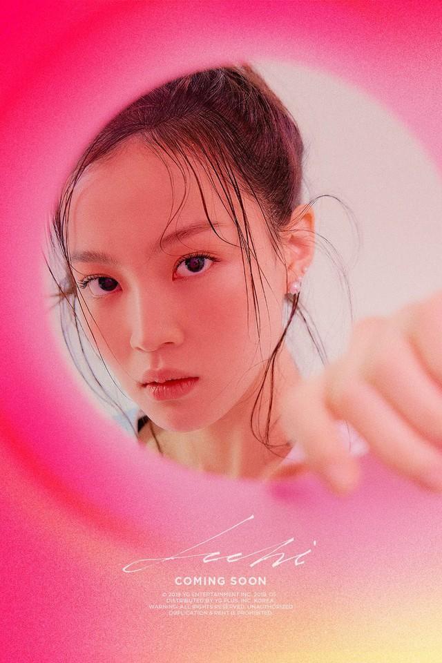 Lee Hi hâm nóng đường đua mùa hè với album mới - Ảnh 2.