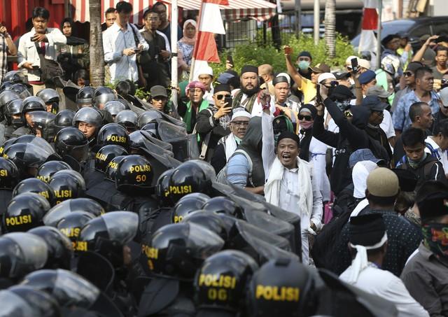 Indonesia ban bố tình trạng báo động an ninh tại thủ đô Jakarta - Ảnh 1.