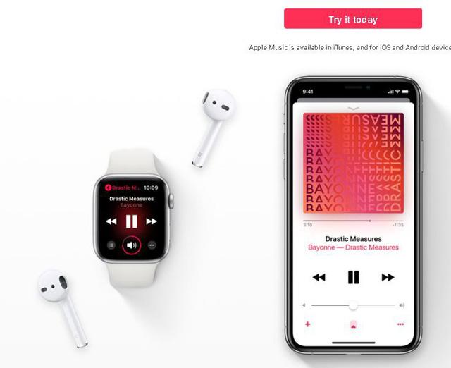 Tiktok cạnh tranh dịch vụ âm nhạc với Apple music và Spotify - Ảnh 1.