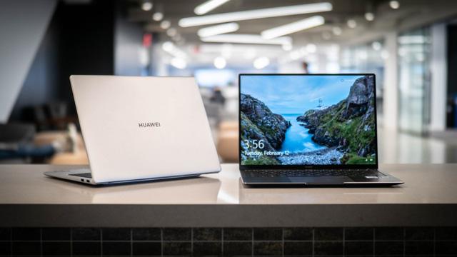 Microsoft dừng bán máy tính xách tay của Huawei - Ảnh 1.