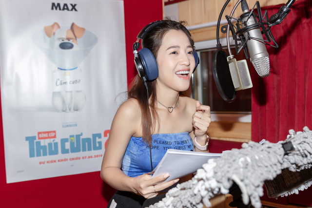 Jun Phạm kết đôi cùng Khả Như và Puka lồng tiếng phim hoạt hình Biệt đội đẳng cấp thú cưng 2 - Ảnh 5.