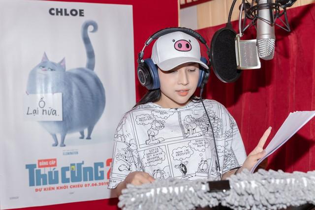 Jun Phạm kết đôi cùng Khả Như và Puka lồng tiếng phim hoạt hình Biệt đội đẳng cấp thú cưng 2 - Ảnh 4.