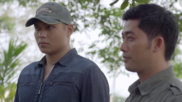 Mê cung - Tập 9: Ngáo chúa Tiến Thịnh đập phá tivi, Lam Anh bị băng nhóm Cường Lâm bắt cóc? - ảnh 5