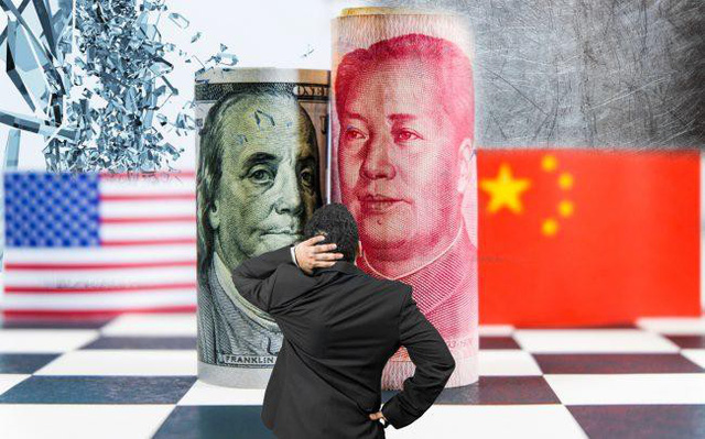 Huawei bị Mỹ quây, Trung Quốc có dám cấm iPhone? - Ảnh 1.