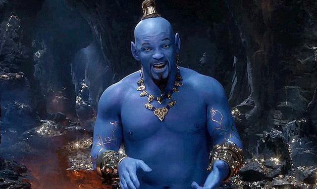 """Will Smith từng suýt từ chối vai diễn Thần đèn trong """"Aladdin"""" phiên bản điện ảnh - Ảnh 2."""