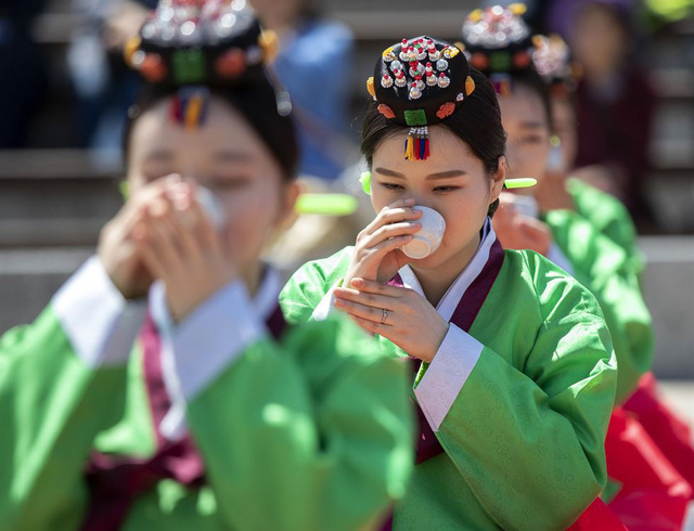 Lễ trưởng thành ở Hàn Quốc - Ảnh 3.