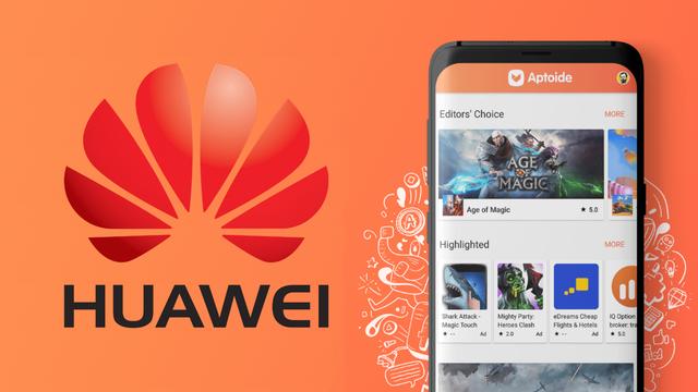 Huawei đang đàm phán để thay thế kho ứng dụng Google Play - Ảnh 1.