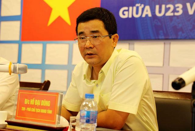 Phú Thọ đẩy nhanh công tác chuẩn bị cho trận giao hữu U23 Việt Nam - U23 Myanmar - Ảnh 3.