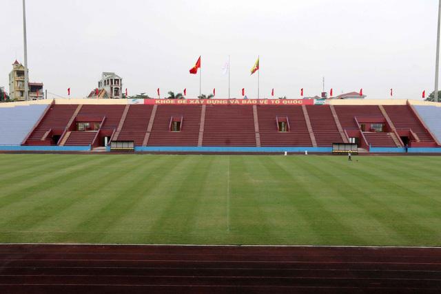 Phú Thọ đẩy nhanh công tác chuẩn bị cho trận giao hữu U23 Việt Nam - U23 Myanmar - Ảnh 6.