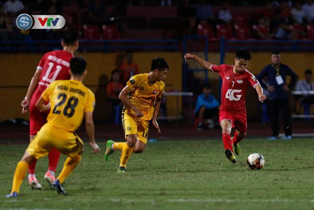 ẢNH: CLB Viettel thắng dễ CLB Hải Phòng trong trận cầu có 2 thẻ đỏ - Ảnh 7.