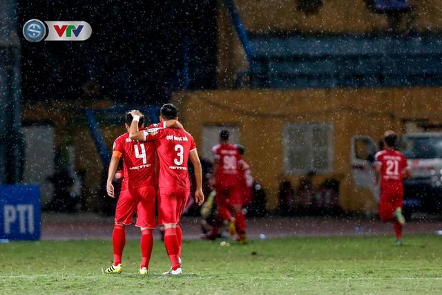 ẢNH: CLB Viettel thắng dễ CLB Hải Phòng trong trận cầu có 2 thẻ đỏ - Ảnh 12.
