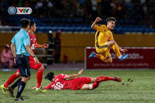 ẢNH: CLB Viettel thắng dễ CLB Hải Phòng trong trận cầu có 2 thẻ đỏ - Ảnh 13.