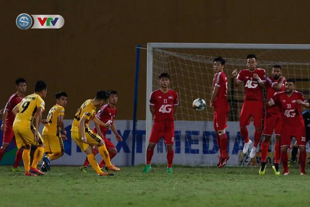 ẢNH: CLB Viettel thắng dễ CLB Hải Phòng trong trận cầu có 2 thẻ đỏ - Ảnh 5.
