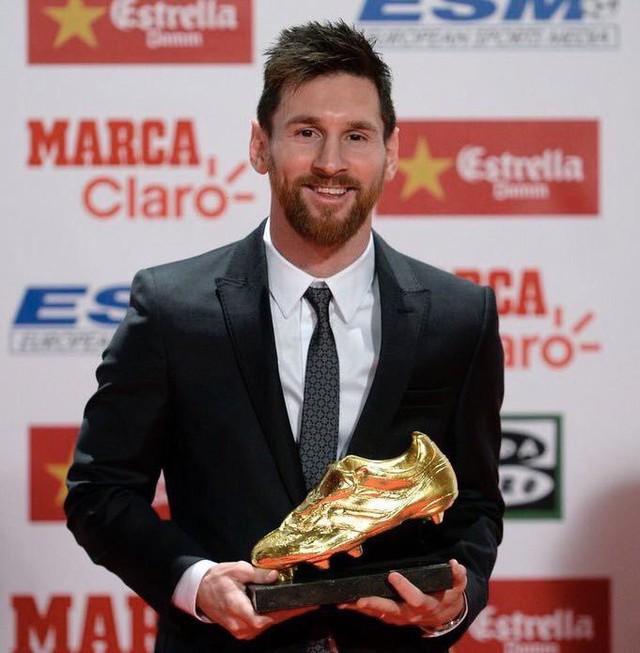 Messi gần như chắc chắn giành danh hiệu Chiếc giày Vàng châu Âu - Ảnh 2.