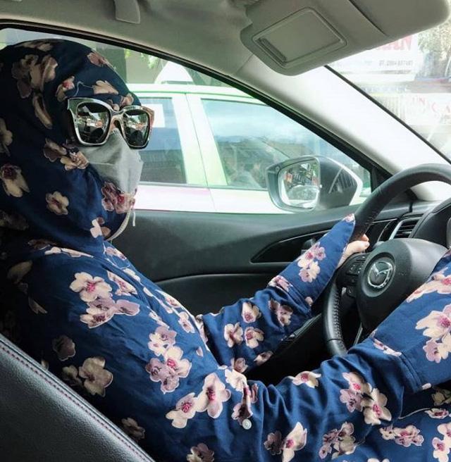 6 bí kíp bỏ túi giúp phái đẹp lái xe an toàn hơn - Ảnh 2.