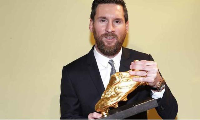 Sốc: Messi lại vừa làm được điều chưa từng có trong lịch sử - Ảnh 1.
