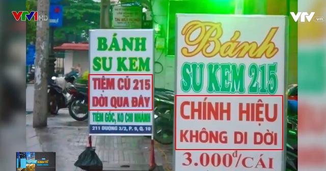 Đau đầu bánh su kem 215 ở Sài Gòn: Đâu mới là quán gốc? - ảnh 1