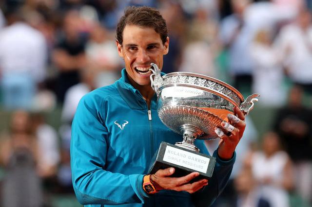 Khán giả xem giải quần vợt Roland Garros 2019 ở đâu? - Ảnh 1.