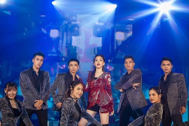 Á hậu Phương Nga vừa cover vừa nhảy bài hit của Hồ Ngọc Hà - Ảnh 3.