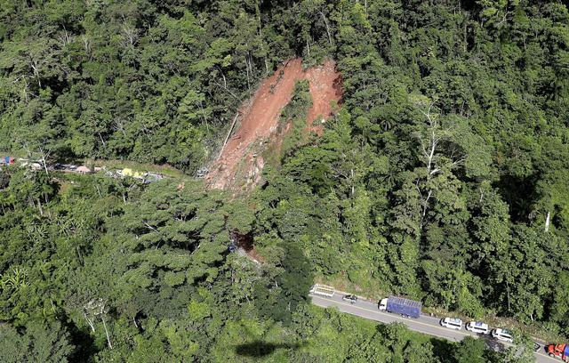 Động đất mạnh 8 độ richter làm rung chuyển Peru - Ảnh 2.