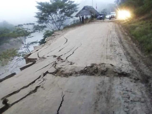 Động đất mạnh 8 độ richter làm rung chuyển Peru - Ảnh 3.