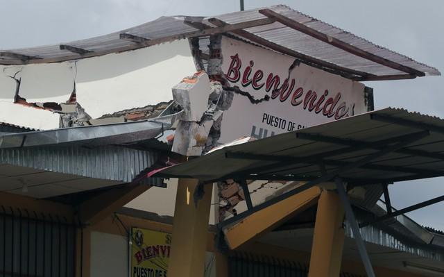 Động đất mạnh 8 độ richter làm rung chuyển Peru - Ảnh 5.