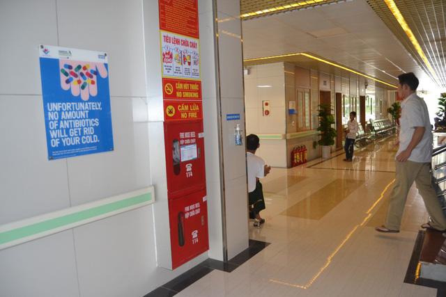 Toàn cảnh bệnh viện vệ tinh mới tại huyện miền núi Phú Thọ - Ảnh 6.
