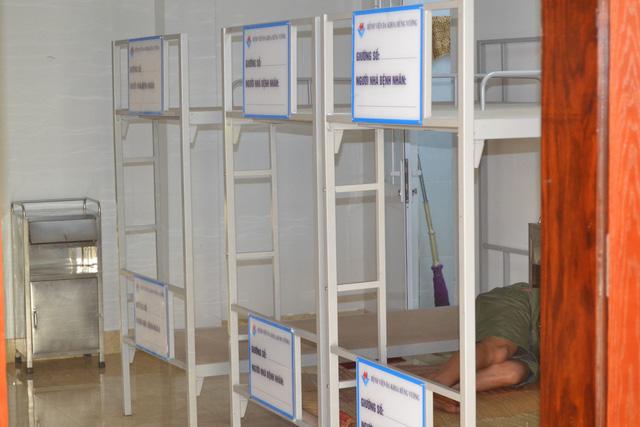 Toàn cảnh bệnh viện vệ tinh mới tại huyện miền núi Phú Thọ - Ảnh 8.