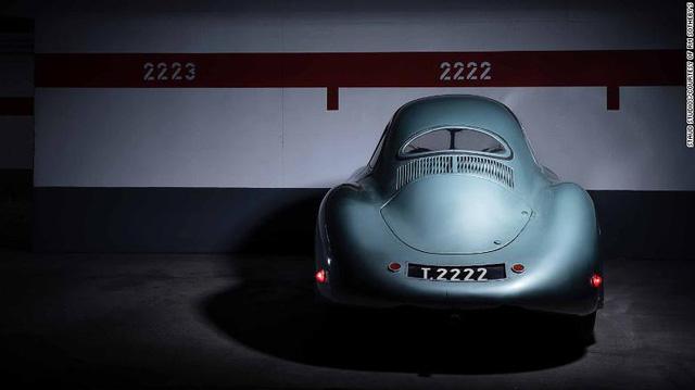 Xe Porsche Type 64 sẽ được bán đấu giá - Ảnh 1.