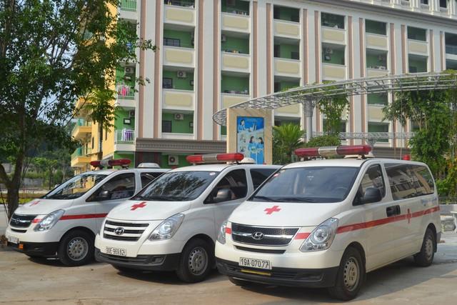Toàn cảnh bệnh viện vệ tinh mới tại huyện miền núi Phú Thọ - Ảnh 9.