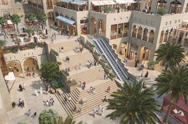 Dubai chuẩn bị ra mắt siêu trung tâm thương mại biết sống và thở - ảnh 8