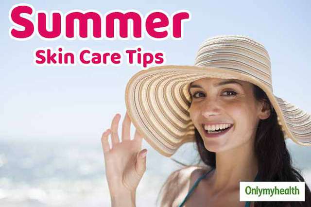 Bí kíp chăm sóc da vào mùa hè cho phái đẹp - Ảnh 1.