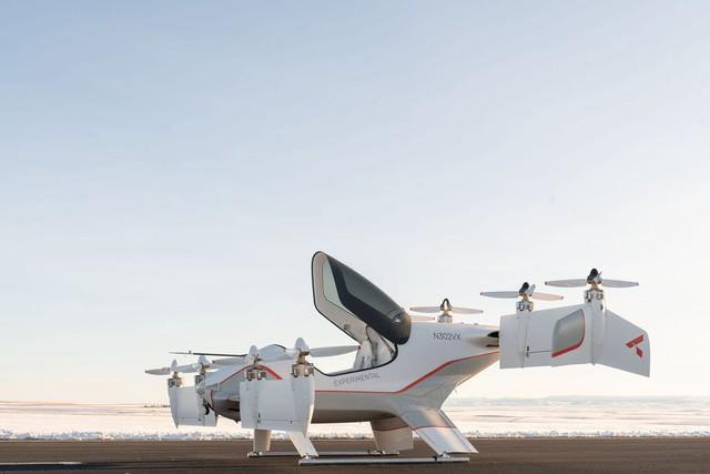 Độc đáo taxi bay của Airbus sắp tung ra thị trường - Ảnh 2.