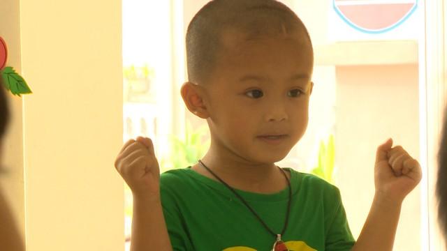 Bệnh nhi tim bẩm sinh 3 tuổi bình phục hoàn toàn sau ca phẫu thuật thành công - Ảnh 1.