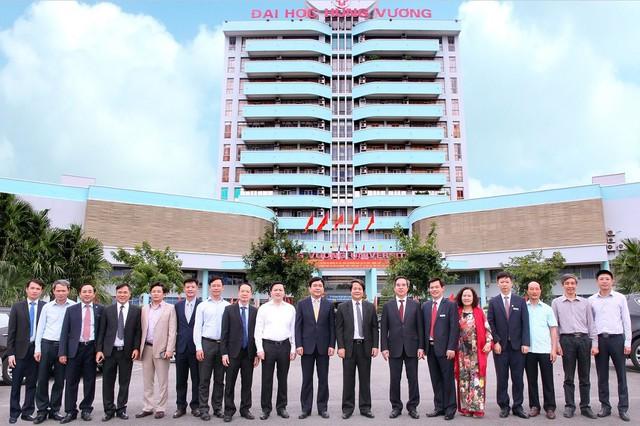 Trường Đại học Hùng Vương: Nơi khơi nguồn sáng tạo, nuôi dưỡng đam mê - Ảnh 2.