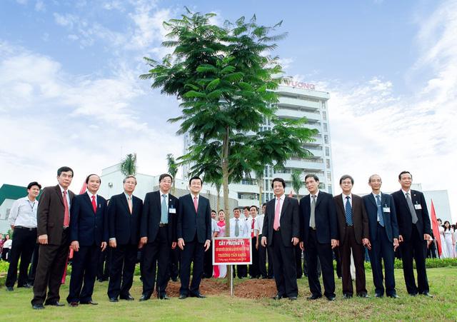 Trường Đại học Hùng Vương: Nơi khơi nguồn sáng tạo, nuôi dưỡng đam mê - Ảnh 1.