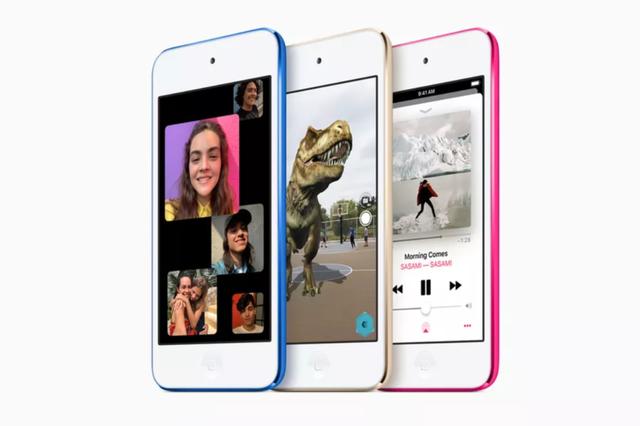 Apple ra mắt iPod Touch mới sau 4 năm: Mạnh mẽ gấp đôi, giá khởi điểm chỉ 199 USD - Ảnh 1.