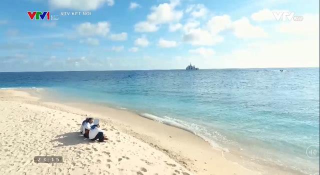 Giai điệu tự hào tháng 6: Những người con của biển - Ảnh 1.