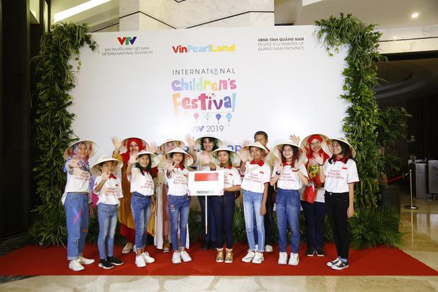 Các đoàn dự Liên hoan thiếu nhi quốc tế VTV 2019 đã cập bến Hội An - Ảnh 8.